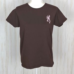 🔵💥2 for $15💥 Browning graphic tee